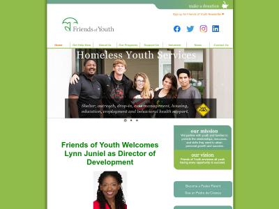 Friends Of Youth North Bend