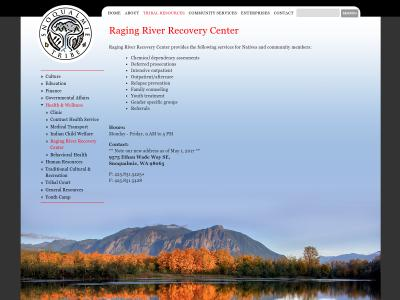 Raging River Recovery Center Snoqualmie