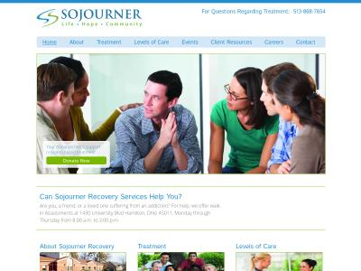 Sojourner Recovery Services Hamilton