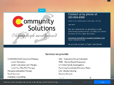 Community Solutions Inc Longmont