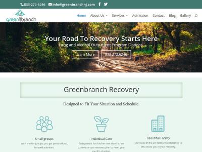 Greenbranch Recovery LLC Egg Harbor Township