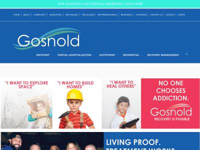 Gosnold Inc Cataumet
