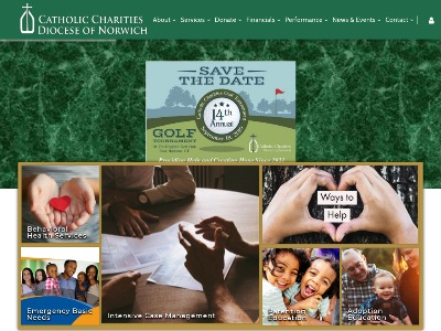 Catholic Charities Diocese Norwich Inc Norwich
