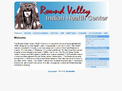 Round Valley Indian Health Center Covelo