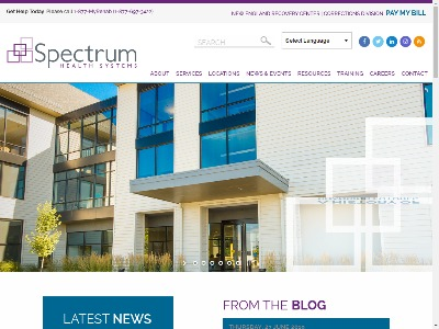 Spectrum Health Systems Inc Worcester