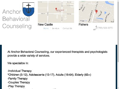 Anchor Behavioral Counseling New Castle