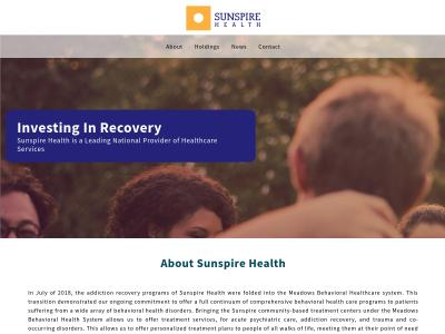 Spring Hill Recovery Center Ashby