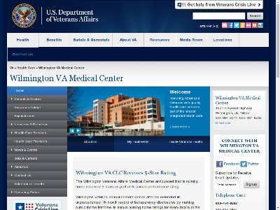 Wilmington Veterans Affairs Med Ctr Wilmington