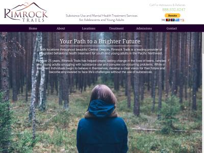 Rimrock Trails Treatment Services Bend