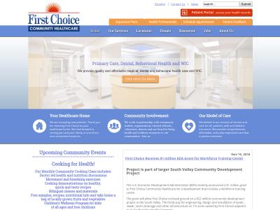 First Choice Community Hlthcare Inc Albuquerque