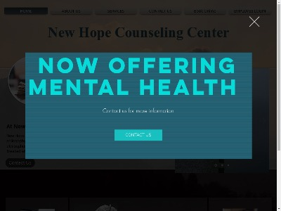 New Hope Counseling Center Frederick