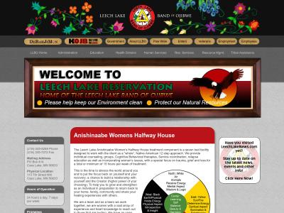 Anishinaabe Womens Halfway House Cass Lake