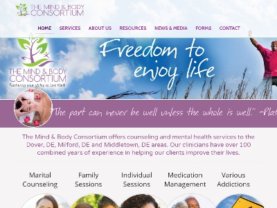 Mind And Body Consortium LLC Dover
