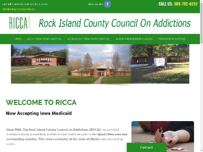 Rock Island Cnty Council On Addictions East Moline