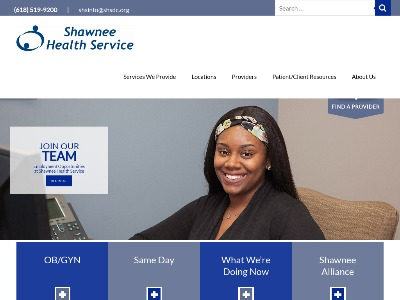 Shawnee Health Care Carbondale