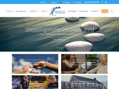 Steppingstone Inc Fall River