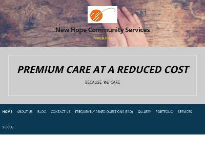 New Hope Community Services Maysville