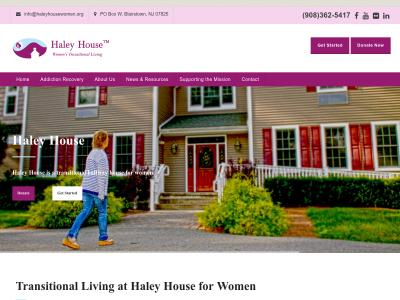 Haley House Blairstown