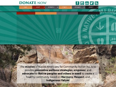 Native Americans For Community Action Flagstaff