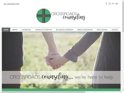 Crossroads Counseling Services Inc Georgetown