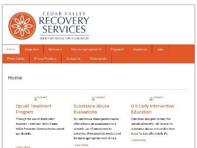 Cedar Valley Recovery Services Marion