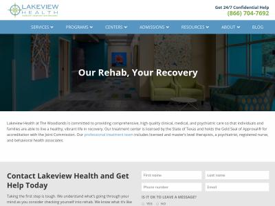 Lakeview Health At The Woodlands Spring