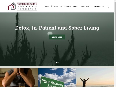 Comprehensive Addiction Programs Inc Fresno