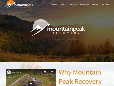 Mountain Peak Recovery Spanish Fork