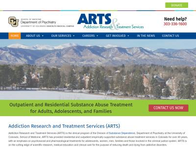 University Of Colorado Denver/ARTS Denver