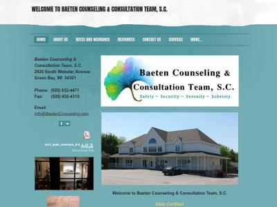 Baeten Csl And Consultation Team Green Bay