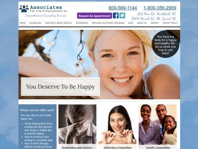 Associates For Life Enhancement Inc Northfield